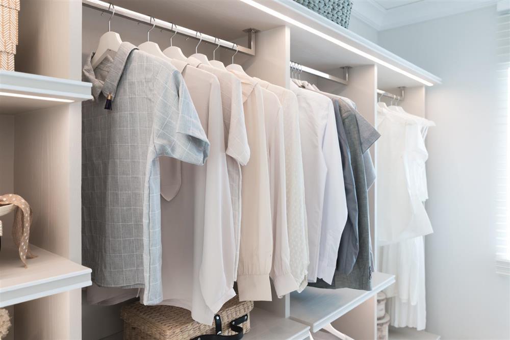 Walk-in Wardrobe options