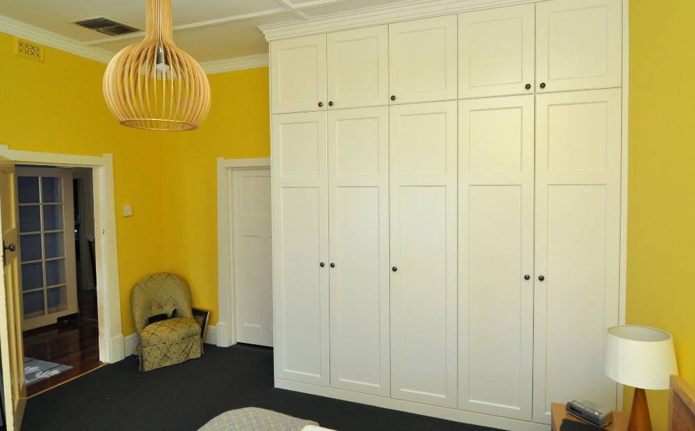 Beautiful hinged wardrobe